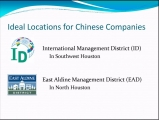 <h5>Ideal Locations for Chinese Companies</h5>