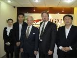 <h5>Meeting Roger Yao & Elyn Cheng of Sigma International, Shanghai</h5>