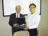 <h5>Mr Jiang Wei, Exec Vice Chairman Hongkou District for Foreign Investment, Shanghai</h5>