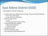 <h5>EAD: Advantages for Chinese Companies</h5>