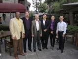 <h5>Meeting with Iris Liu of Sigma Intl. &amp; Jian Hanzhong</h5>