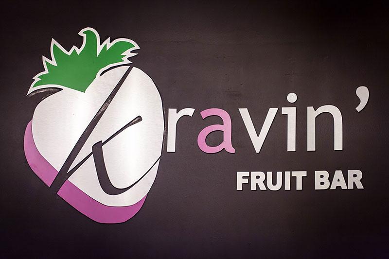Kravin' Fruit Bar hosts International Business Mixer