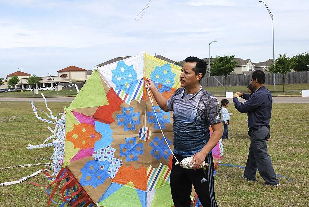 Circular Kite 2 at IMD Kite Festival