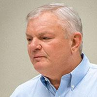 County Commissioner Steve Radack