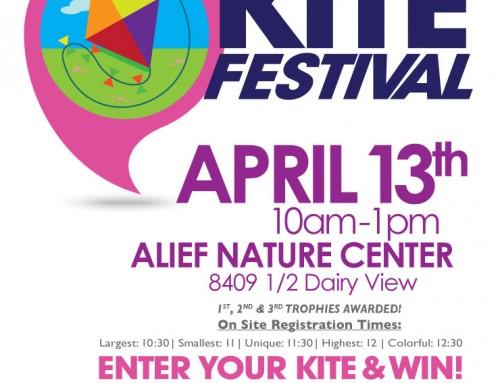 2019 Kite Festival, April 13