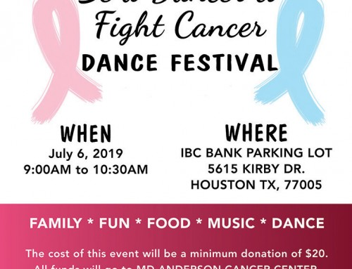MD Anderson Dance Fest, July 6