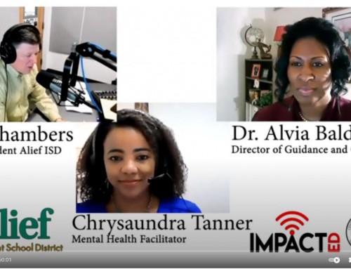 Alief ISD: Impact ED Ep 64 Mental Health – America's Post Pandemic Recovery