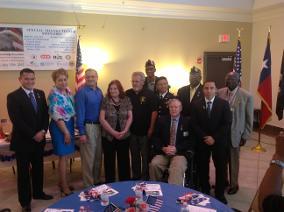 Alief-Community-Association-Veterans-luncheon