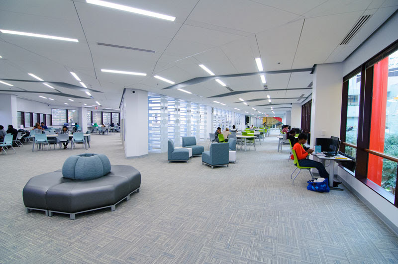 Reserved Study Rooms In Library